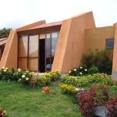 Projekty,  Dom pasywny zaprojektowane przez CUNA ARQUITECTURA INGENIERÍA SOSTENIBLE