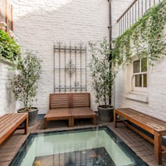 Moderner Garten Von Prestige Architects By Marco Braghiroli