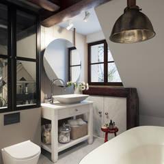 Wiejska łazienka Pomysły I Inspiracje Homify