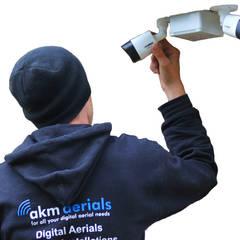 CCTV installations Tetbury:  Electronics by Tetbury Aerials