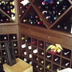Wine cellar by Mittel Comercial