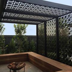 گلخانه by HS Precisão - Metal Design