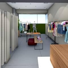 Loja Só Mais Um Detalhe - Shopping Iguatemi Campinas: Lojas e imóveis comerciais  por Whill Barros Arquitetura e Design