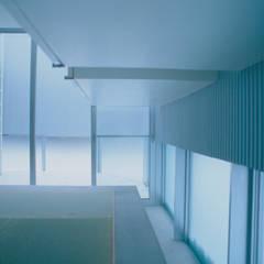 下板橋の家: 造形工房 平尾アトリエが手掛けた窓です。,