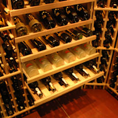 Wine cellar by AWDS Interior,