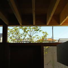 柳津町の家: 小椋造園が手掛けた庭です。
