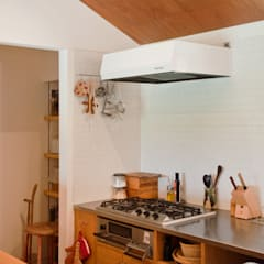 وحدات مطبخ تنفيذ 横山浩之建築設計事務所