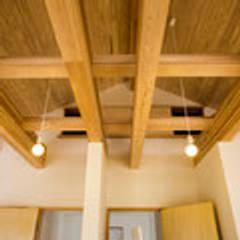 古市の家: 建築工房 感 設計事務所 が手掛けた屋根です。