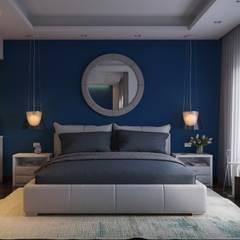 La Nouva Residence:  Bedroom by Ori - Architects