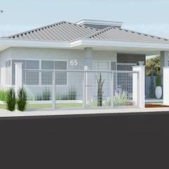 RESIDÊNCIA FL: Casas coloniais por Karla Reuss Arquitetura