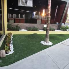 :  حديقة تنفيذ Arte Verde - Favor de pisar el césped
