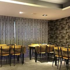 梨山復古卡拉OK精緻裝修:  酒吧&夜店 by 登品空間規劃工程有限公司