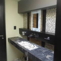 Bello diseño interior:  tarz Banyo