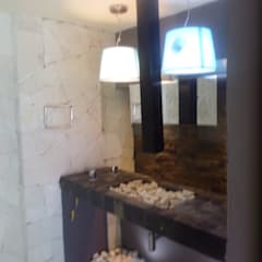 DECORACION DE BAÑO: Baños de estilo  por Bello diseño interior