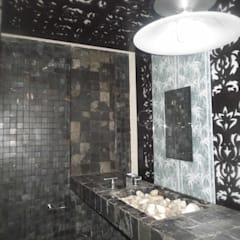 LAVABO DE BAÑO: Baños de estilo  por Bello diseño interior