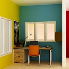 Muren door homify.co.id