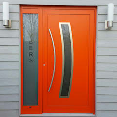 pintu depan by RK Door Systems