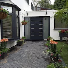 Front doors by RK Door Systems