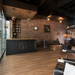 Commercial Spaces by Adrede Diseño