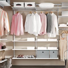 Closets industriais por Regalraum UK