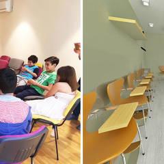 MAHAL MİMARLIK – İthaki Yayınları - İthaki Akademi Binası Mimari Tasarımı:  tarz Okullar