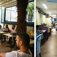 MAHAL MİMARLIK – İthaki Akademi Binası:  tarz Ofisler ve Mağazalar