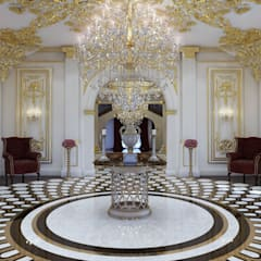 Emirates Project:  Corridor & hallway by Rêny