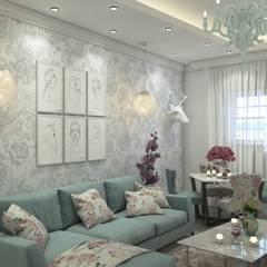 Villa 311:  Living room by Rêny