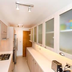 وحدات مطبخ تنفيذ ARCOP Arquitectura & Construcción