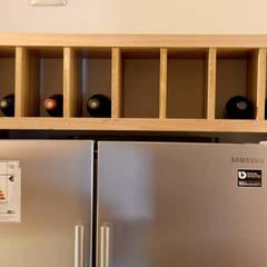 Tủ bếp theo ARCOP Arquitectura & Construcción,