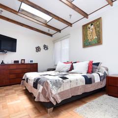 Remodelación Casa Soler: Dormitorios de estilo  por ARCOP Arquitectura & Construcción