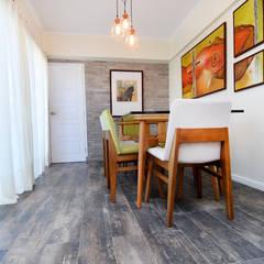 Remodelación Casa Soler: Comedores de estilo  por ARCOP Arquitectura & Construcción,