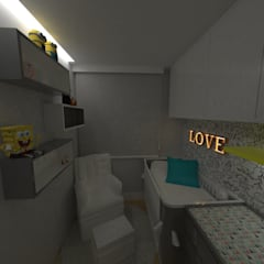 Baby room by JC|A Arquitetura