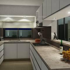 : Cocinas de estilo  por ARBOL Arquitectos