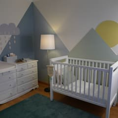 Baby room by Rita Glória interior design
