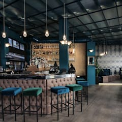 Borsalino Bar:  Bars & clubs by Lina Patsiou
