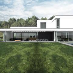 villa CvH:  Villa door Swkls Architects