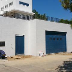 든해: AAPA건축사사무소의  일세대용 주택,모던