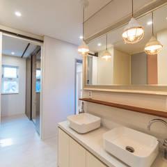 든해 모던스타일 욕실 by AAPA건축사사무소 모던