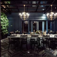 Gastronomy by 理絲室內設計有限公司 Ris Interior Design Co., Ltd.
