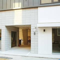 희소헌: AAPA건축사사무소의  주택