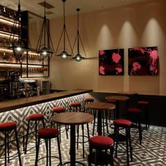 ร้านอาหาร by COCOON DESIGN INC.