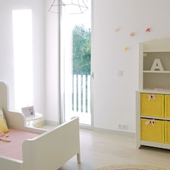 mediterranean Nursery/kid's room by maria inês home style