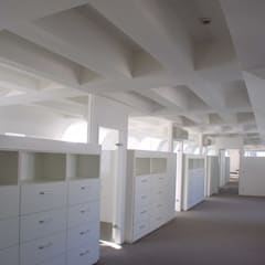 Büro Gang :  Bürogebäude von Ing. Christian Weißmann Ges.m.b.H.
