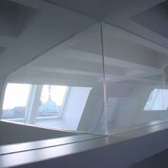 Glas Lichte:  Bürogebäude von Ing. Christian Weißmann Ges.m.b.H.