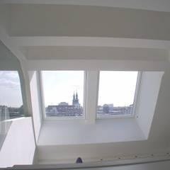 Schrägfenster:  Bürogebäude von Ing. Christian Weißmann Ges.m.b.H.
