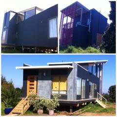 Arquitectura Amanda Perez Feliú의  패시브 하우스