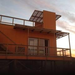 منزل سلبي تنفيذ Arquitectura Amanda Perez Feliú