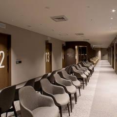 عيادات طبية تنفيذ <DISPENSER>architects 小野修 一級建築士事務所