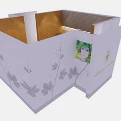Concept wellness - spa : Spa in stile  di Gualtiero Del Zompo  dzarch